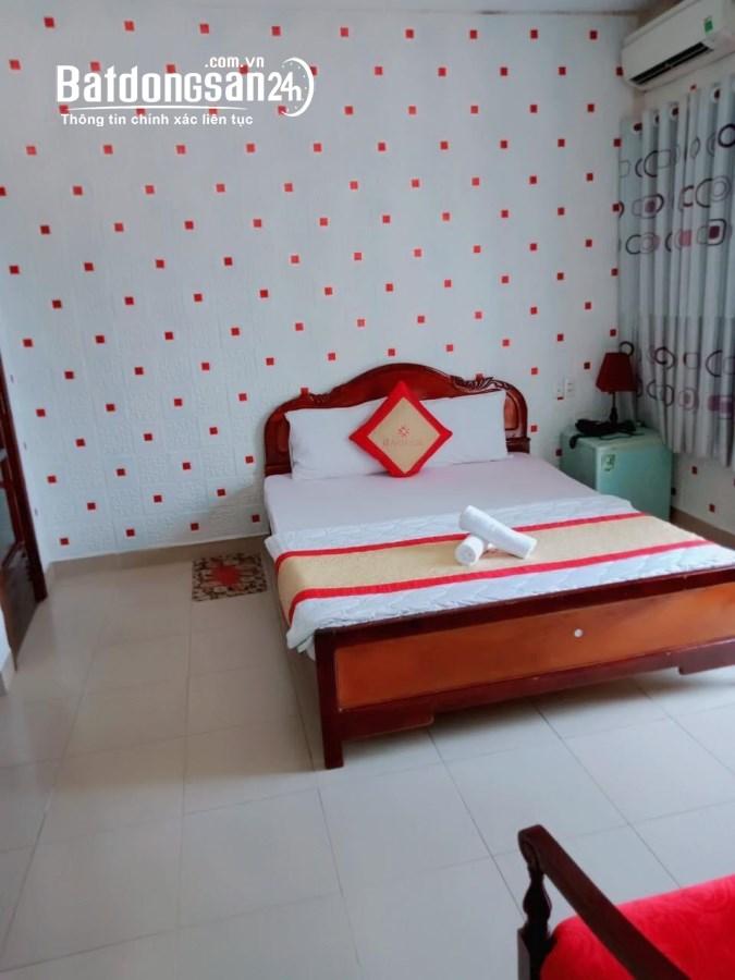 Cho thuê khách sạn 1T6L Đường Phan Văn Trị, Phường Thắng Tam, Tp Vũng Tàu