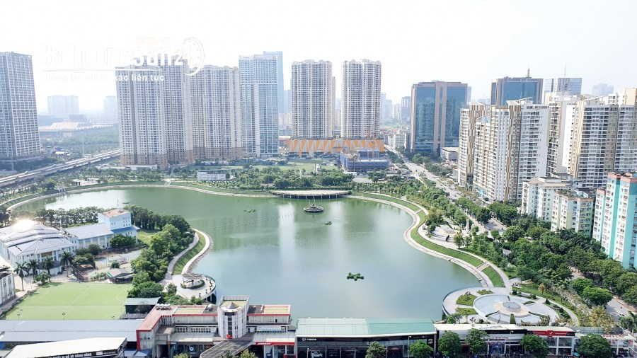 Chỉ từ 2.8 tỷ sở hữu căn hộ siêu sang trung tâm quận Thanh Xuân.