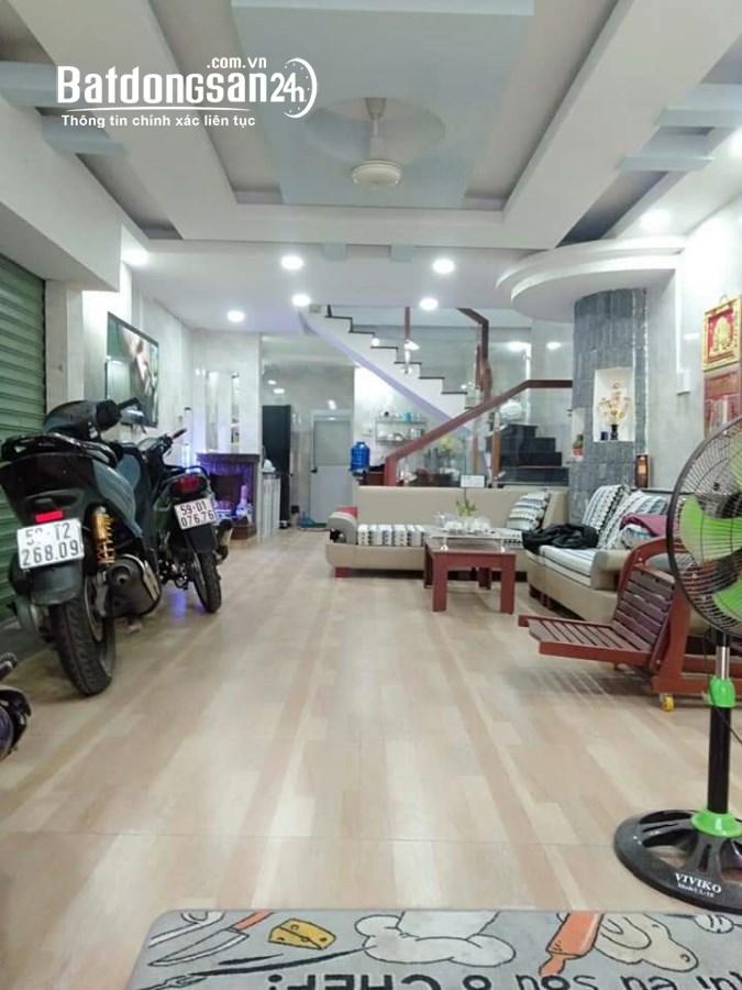 Bán nhà đẹp, Hẻm xe hơi nhỏ,ngay Phạm Văn Chiêu,Gò Vấp, 53m2, 4x13m, 3.7tỷ