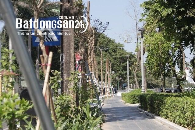 Bán đất nền phân lô Đường Trích Sài, Phường Bưởi, Quận Tây Hồ
