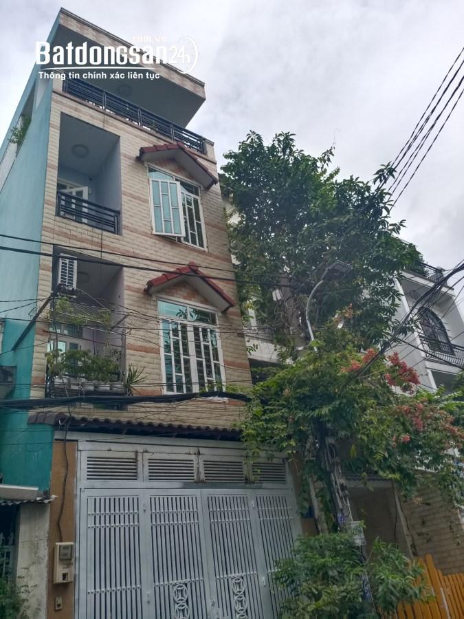 Bán nhà Đường Hồ Đắc Di, Phường Tây Thạnh, Quận Tân Phú