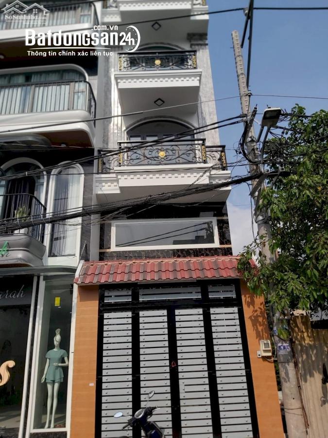 Bán nhà mặt tiền Đường số 18 Lê Văn Quới
