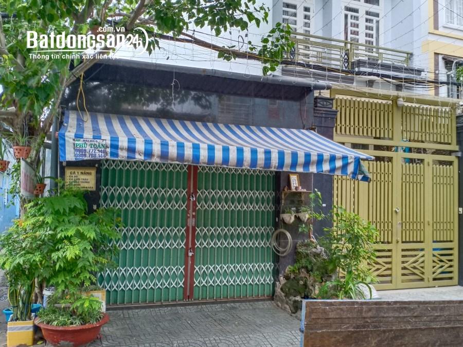 Bán nhà mặt tiền Đường Nguyễn Ngọc Nhựt, Phường Tân Quý, Quận Tân Phú, 90m2,