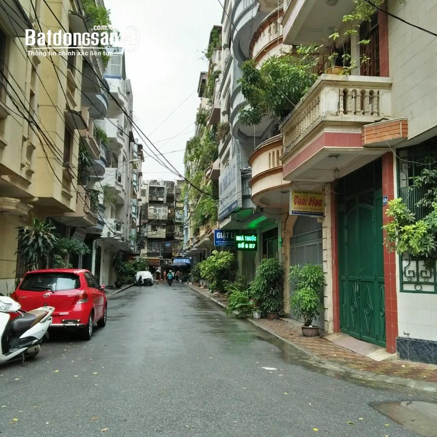 Bán nhà D7.Thanh Xuân Bắc, p.lô,ô tô tránh, kinh doanh: 53m2*MT4.2m*5 tầng.vpcty