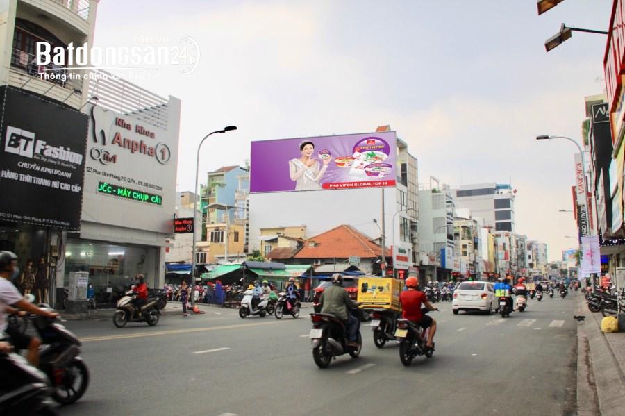 Nhà nát mặt tiền đường Phan Đình Phùng, Phú Nhuận 128m2 chỉ 26tỷ1