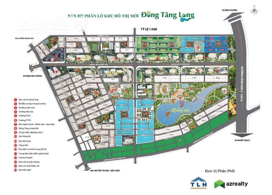 Bán đất Đường Trường Lưu, Phường Phước Long B, Quận 9