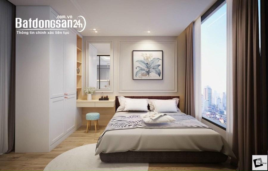 Bán căn hộ 2n1 53 m2 giá 1.92tỷ tầng trung - Green Bay Mễ Trì lh: 0984576948