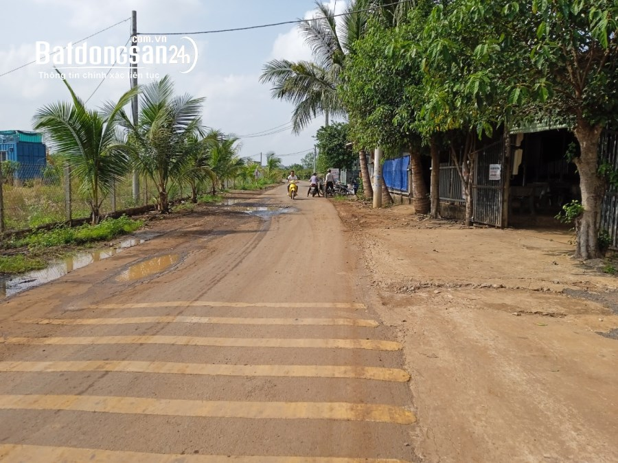 Bán miếng đất vườn 1200m2 huyện Trảng Bom. Giá 680 triệu