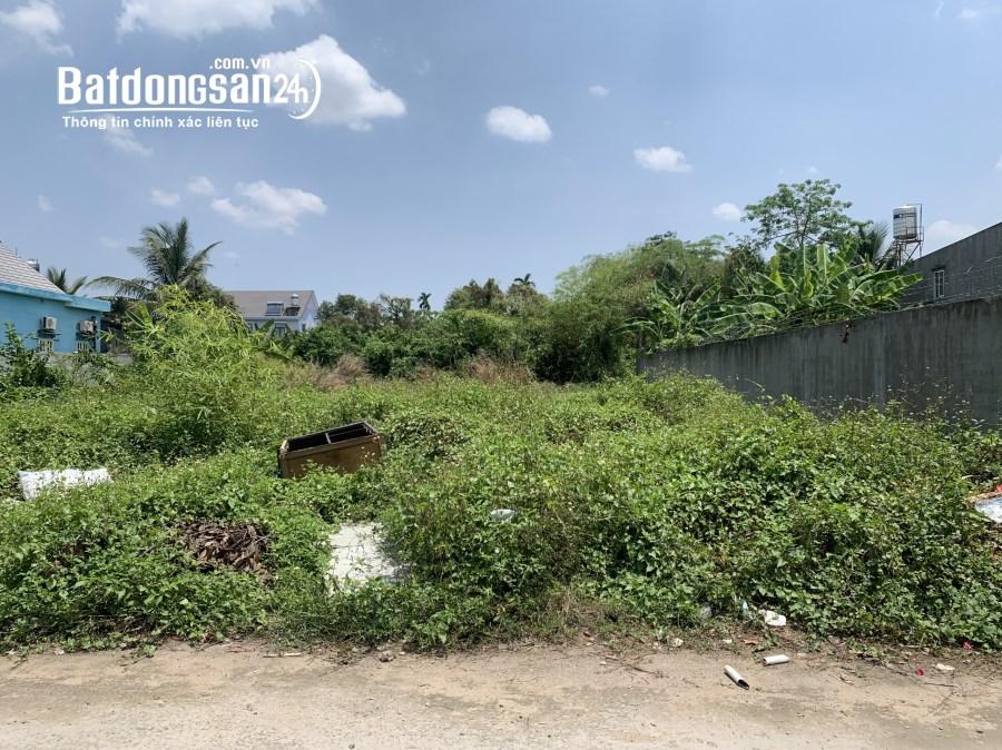 Đất mặt tiền Hưng Định 09, 15x40m đẹp tuyệt, thích hợp xây Biệt thự