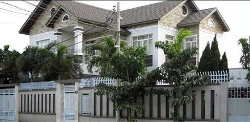 Bán biệt thự, Đường Nguyễn Thị Minh Khai , Phường 8, Tp Vũng Tầu