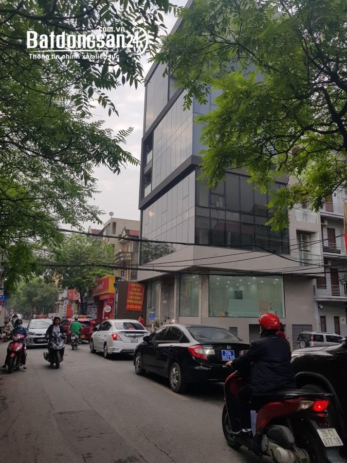 Bán nhà mặt phố Đường Nguyễn Hoàng Tôn, Phường Xuân La, Quận Tây Hồ