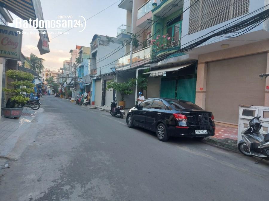Bán nhà mặt phố Đường Trần Thánh Tông, Phường 15, Quận Tân Bình