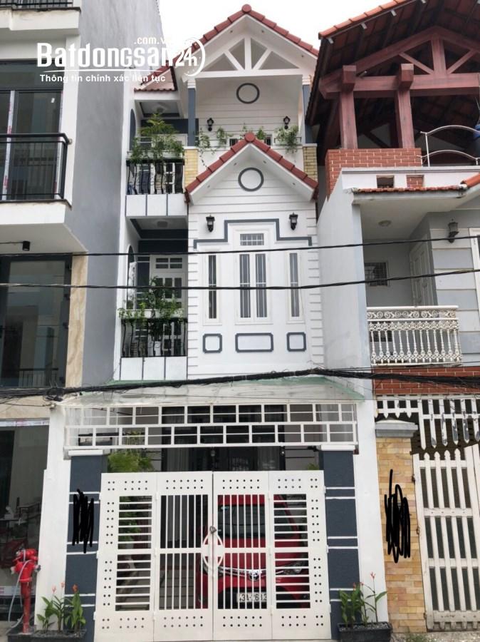 Bán nhà 3 tầng Đẹp 78m2 đường Thi Sách, Hòa Thuận Tây 5.8 tỷ