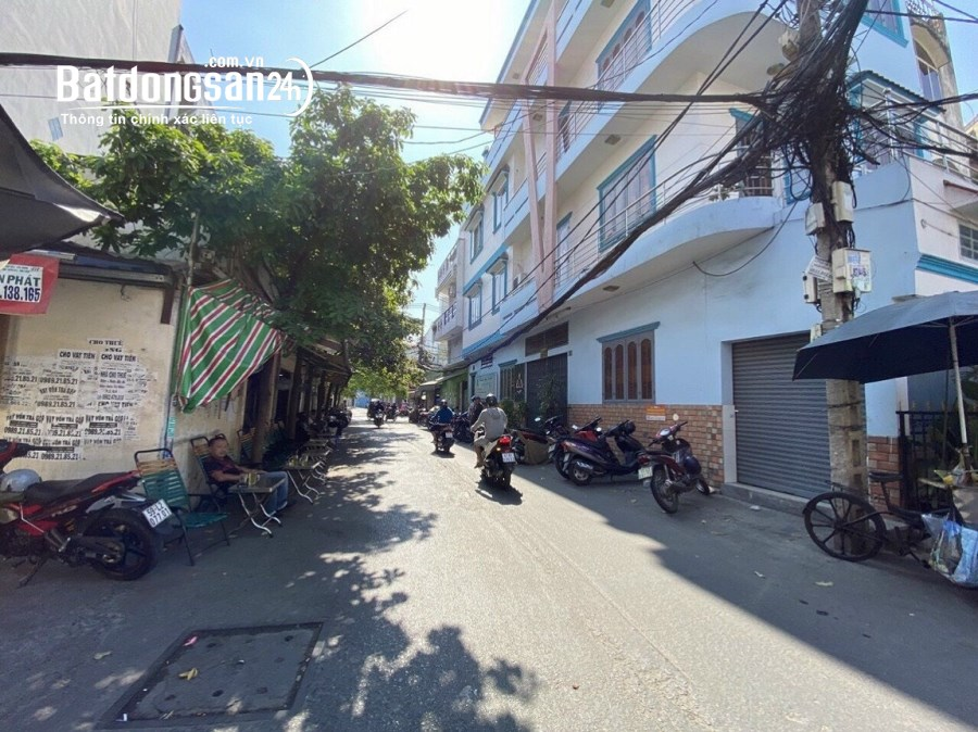 Bán nhà góc 2 MT kinh doanh HXH Nguyễn Thị Tần, P2Q8