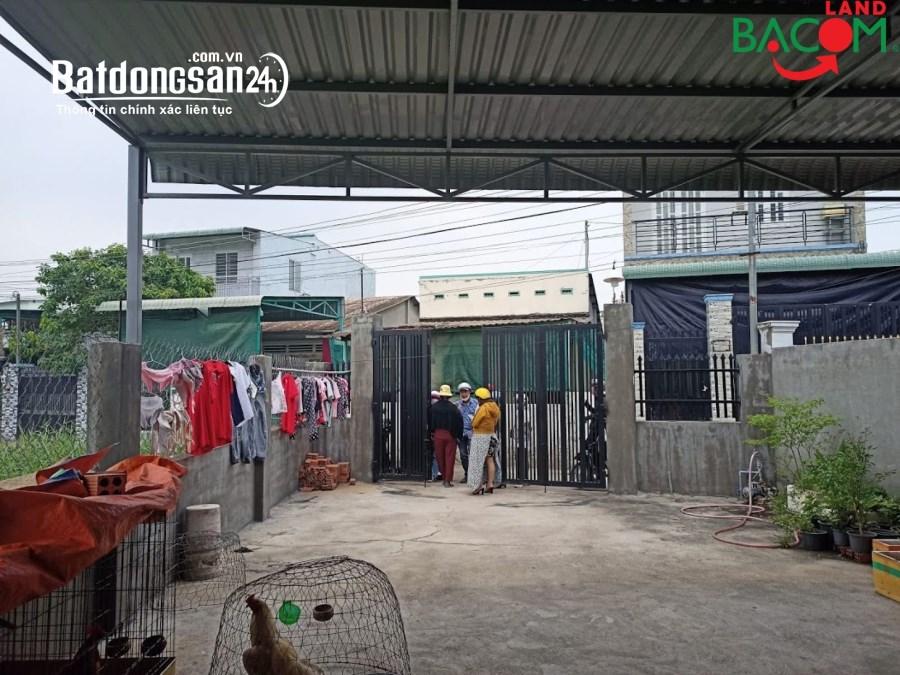 Nhà Tân Vạn 170m2 sổ riêng thổ cư gần trường THCS Nguyễn Văn Trỗi giá chỉ 1ty990