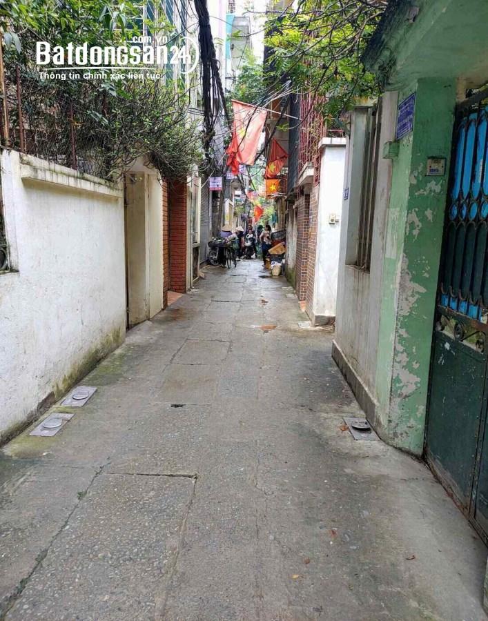 Bán nhà Đường Nguyễn An Ninh, Phường Tương Mai. Diện tích 55m2, giá chỉ 5.1 tỷ