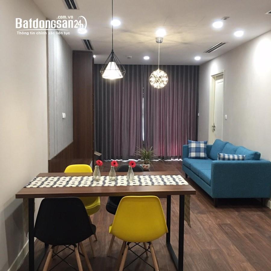 tôi bán căn hộ 2 phòng ngủ 79m đủ nội thất Việt Đức Complex O9858OO2O5
