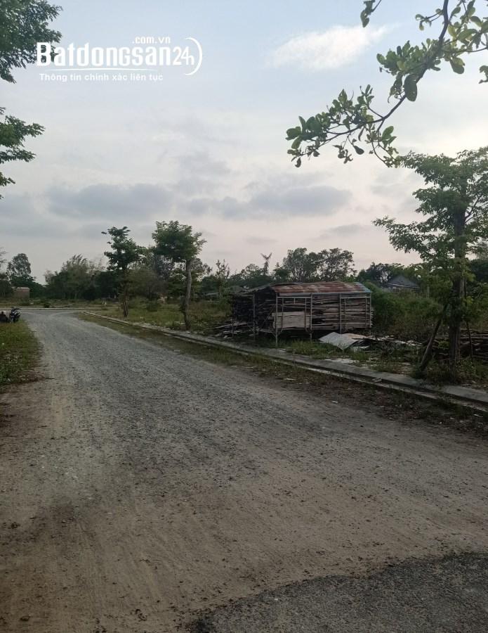 Cần bán lô đất biệt thự 300m KĐT Phú Mỹ An Vùng Trung 10, Hòa Hải giá 6.5 tỷ