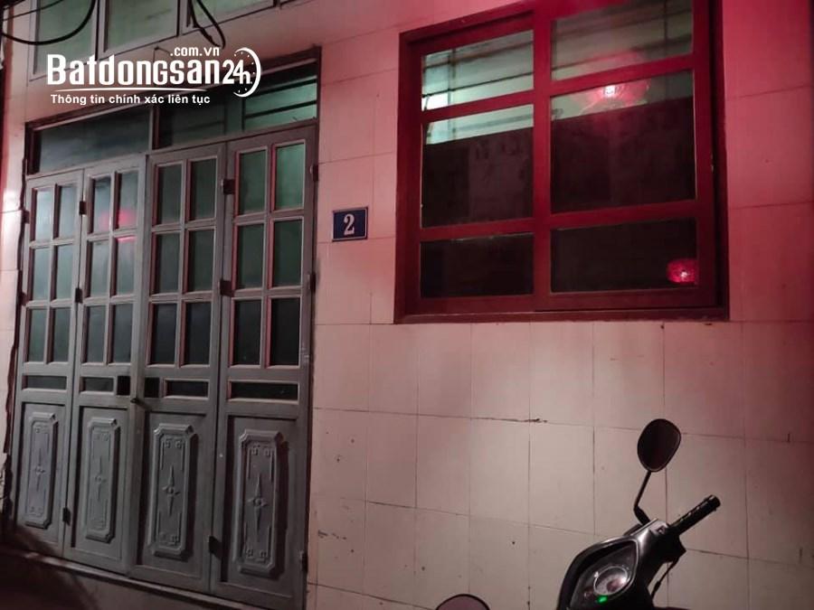 Bán nhà Đường Bùi Xương Trạch, Phường Khương Đình, Thanh Xuân, 33m2, chỉ 1.6 tỷ