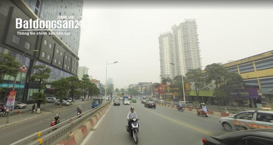 Bán nhanh nhà mặt Phố Trần Duy Hưng,Cầu Giấy,DT112m,6 tầng MT4.2,giá chỉ 25 tỷ