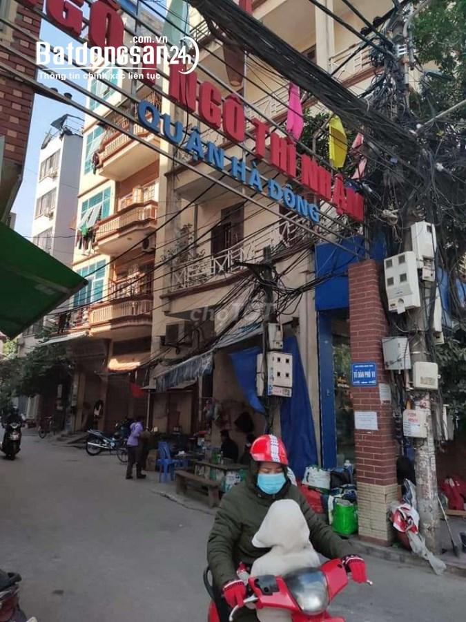 Nhà Ngõ 1 Ngô Thì Nhậm-La Khê-Hà Đông-Ô tô-Kinh doanh,