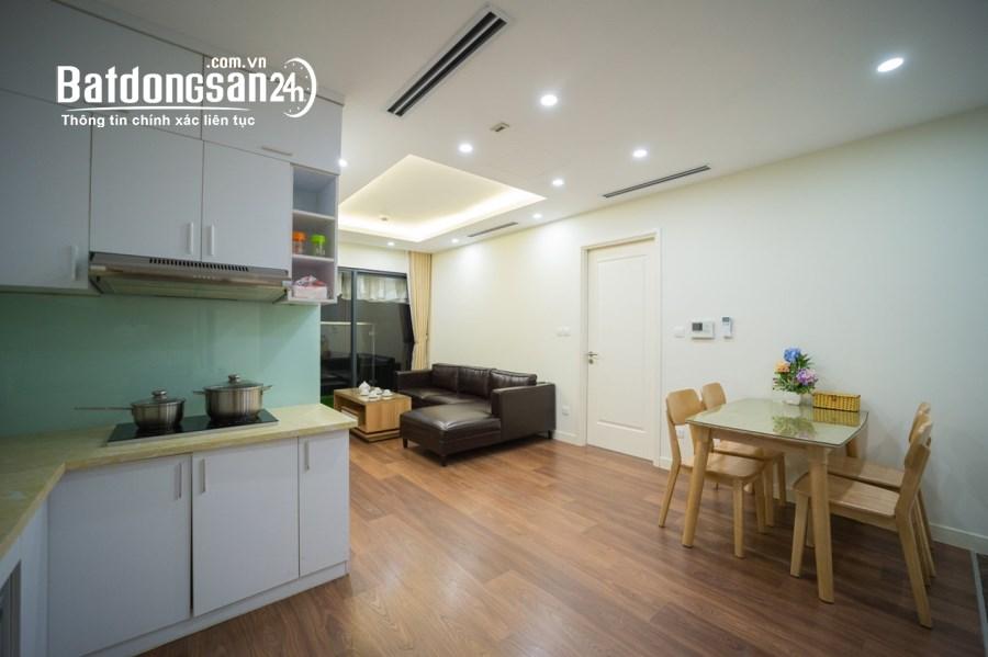 Cho thuê căn hộ chung cư GoldSeason - 47 Nguyễn Tuân 2 -3 Ngủ Đẹp