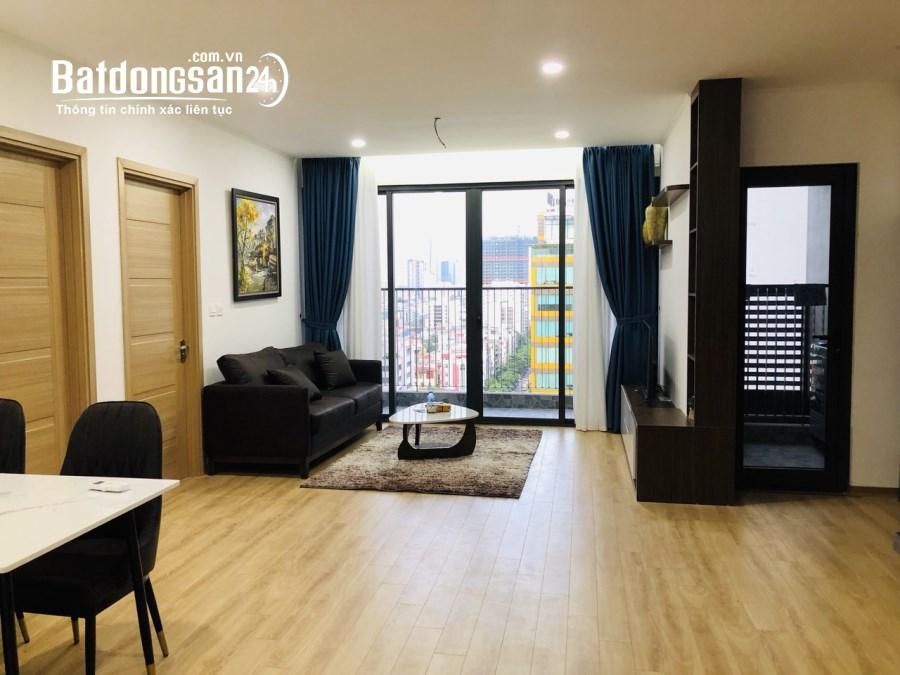Cho thuê căn hộ chung cư Dolphin Plaza Số 06 Nguyễn Hoàng 4 Ngủ Đủ Đồ