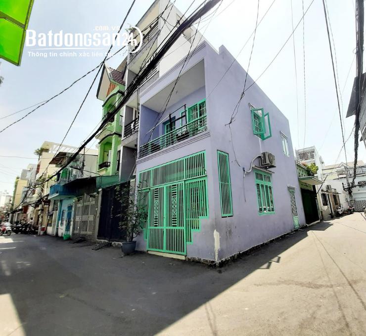 Nhà 5 tầng BTCT HXH Nguyễn Tư Giản, P.12, Gò Vấp 37m2 giá 4,5 tỷ TL.