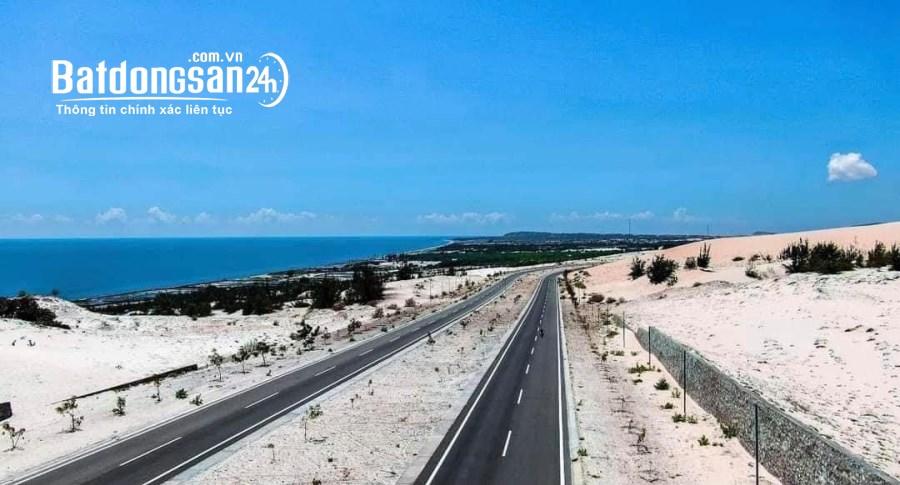 Lô đất 1000m2 view biển Hòa Thắng. Đã có sổ