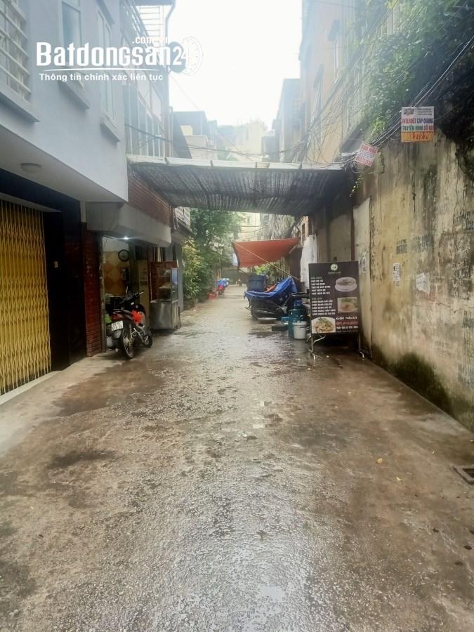 Bán nhà phố Thái Hà – ÔTÔ tránh – Kinh doanh – 62m2 Giá 9,5 tỷ - 150tr/1m2