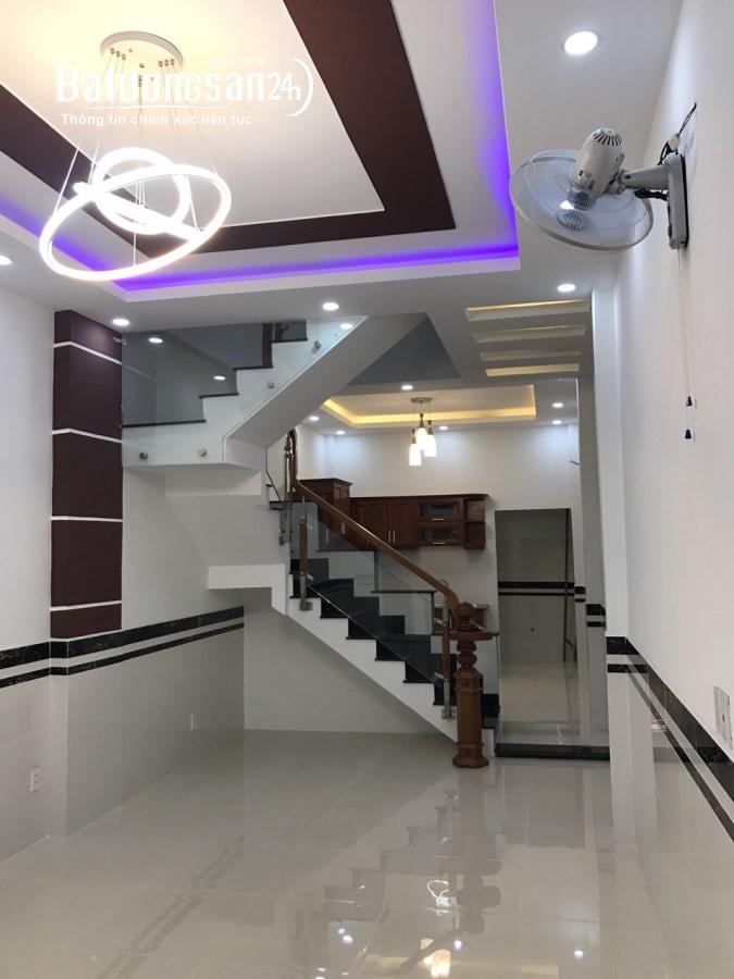 Bán nhà gấp đẹp, Hẻm xe hơi, Phạm Văn Chiêu, 50m2, giá rẻ 4.35tỷ