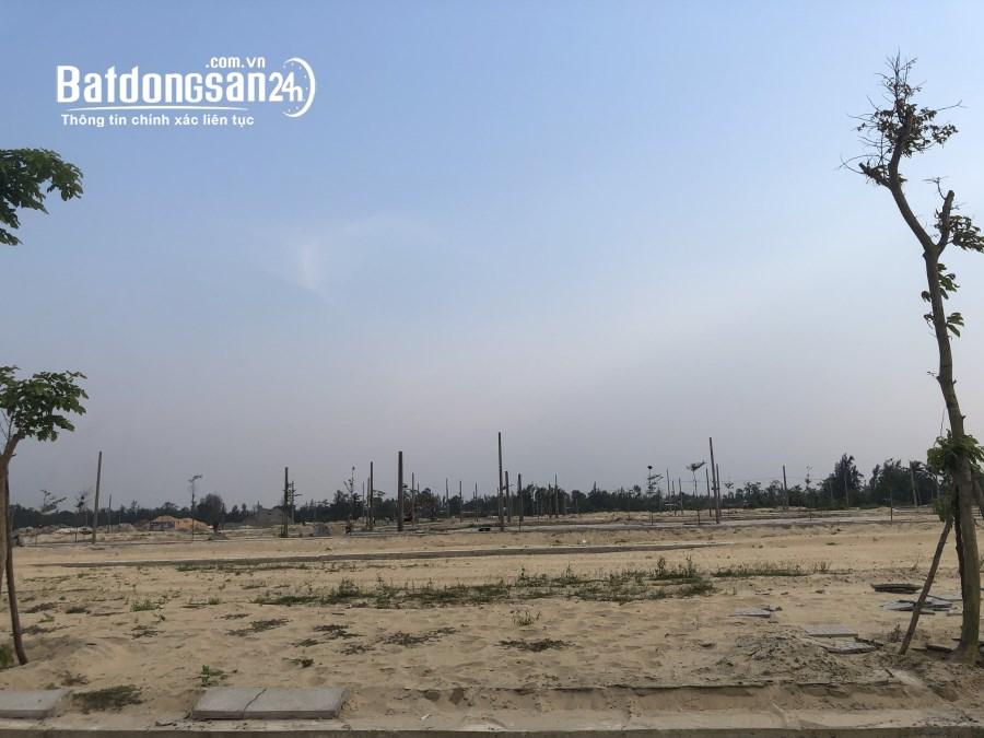 Đất ven sông Cổ Cò,bên cạnh khu Công nghiệp Điện Ngọc,đường Dũng Sĩ Điện Ngọc