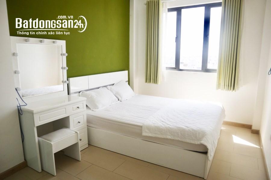 Căn hộ 1PN chân cầu Nguyễn Văn Cừ full nội thất rộng rãi bao hết phí chỉ 7tr5