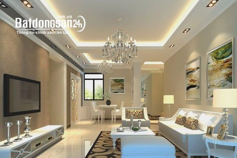 Cho thuê siêu biệt thự đẹp mặt tiền phường 4.