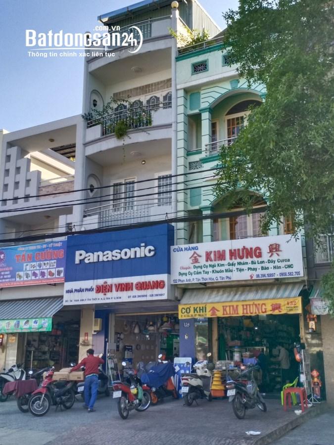 Bán nhà mặt phố Đường Phan Anh, Phường Tân Thới Hòa, Quận Tân Phú