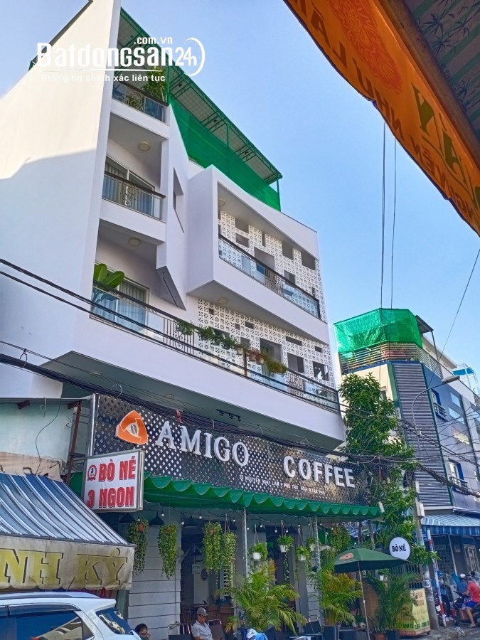 Bán nhà 136m2, 5 tầng, mặt tiền đường Nguyễn Nhữ lãm, quận Tân Phú, 21 tỷ