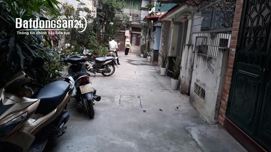 Nhà Nguyễn Lương Bằng 54m2*MT 3.8m Ngõ Thông, Gần Phố 76tr/m.