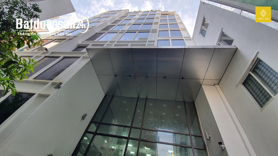Chỉ 28 Tỷ sở hữu ngay tòa nhà văn phòng 10 Tầng, 120m2 tại Nguyễn Hoàng