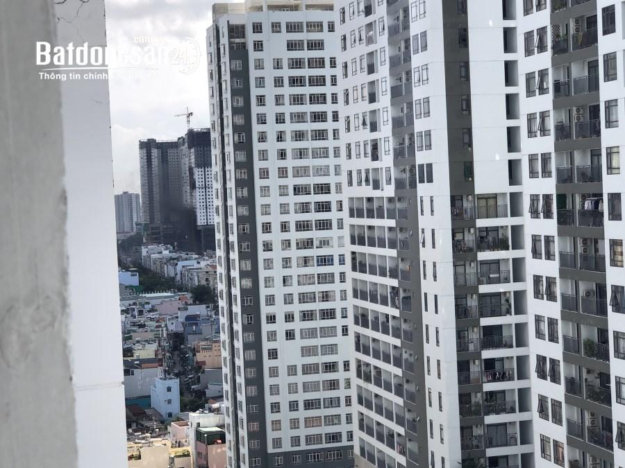 Cho thuê căn hộ chung cư Giai Việt Samland Q.8 có 2 PN, 2WC, dt 115m2
