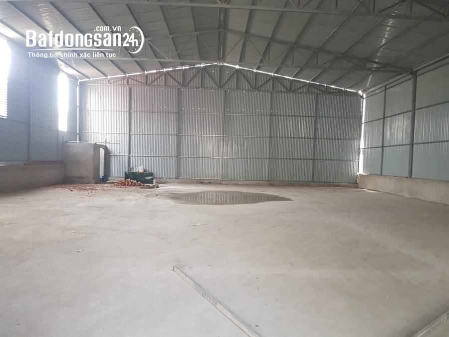 Bán kho xưởng Phường Yên Nghĩa, Hà Đông. Xưởng mới, phù hợp cho nhiều ngành nghề