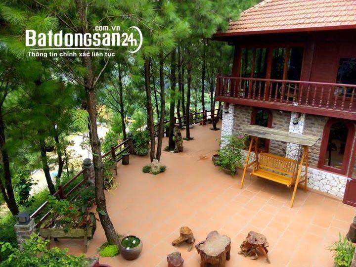 Bán biệt thự, villa trong khi nghỉ dưỡng sapa jade hill resort 5*