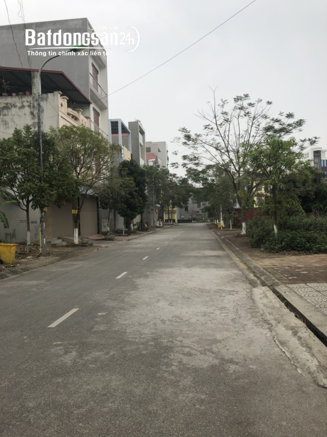 Bán đất nền phân lô Đường Lý Quốc Sư, Phường Võ Cường, TP Bắc Ninh