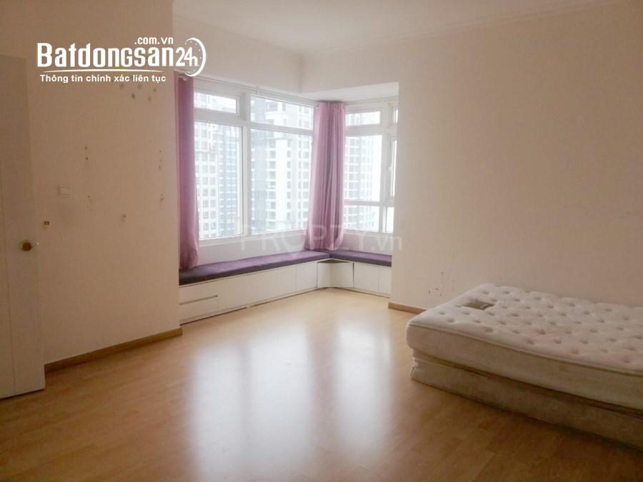 Cho thuê căn hộ SAIGON PEARL đang để trống, 3 phòng ngủ, không có nội thất