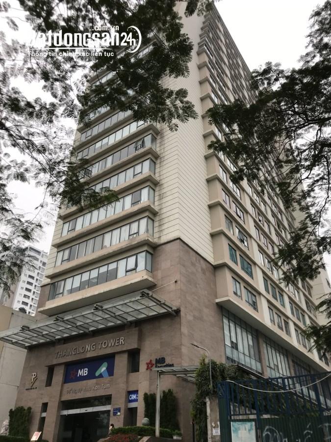 Cđt mời thuê văn phòng 58m2, 100m2, 200m2 tòa Thăng Long, Ngụy Như Kon Tum