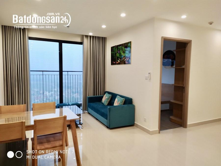 Cho thuê căn 1PN + 1 - 48m2,  Vinhomes Smart City Tây Mỗ, Nam Từ Liêm.