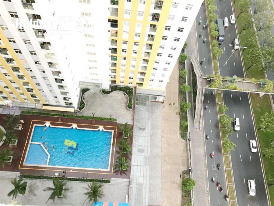 Cho thuê căn hộ City Gate, Q8. Diện tích 73m2, 2 phòng ngủ, 2WC, lầu cao