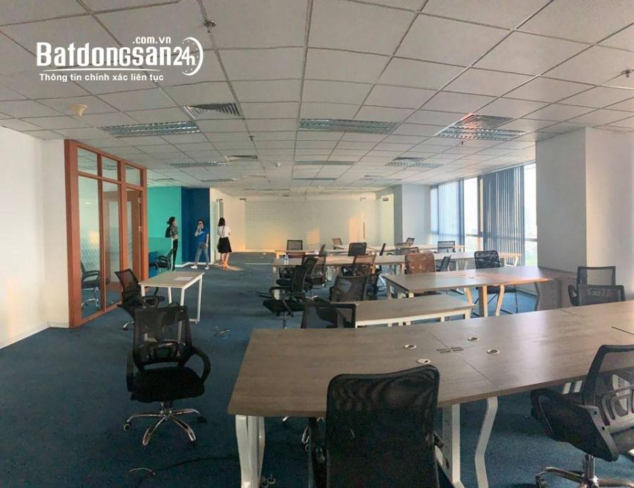 Cho thuê Văn phòng DT sử dụng 160m2 tại Duy Tân. Giá thuê 28 triệu/tháng