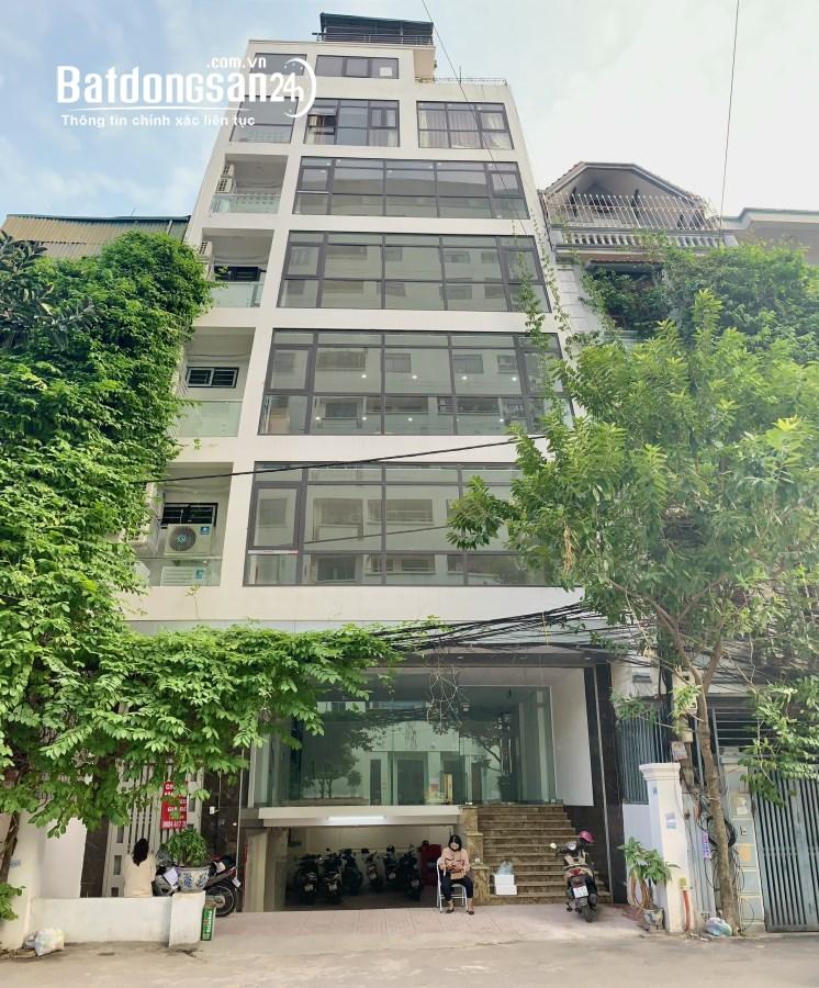 Nguyễn Xiển: Cho thuê văn phòng 100m2 để xe thoải mái số 30 ngõ 168 Nguyễn Xiển