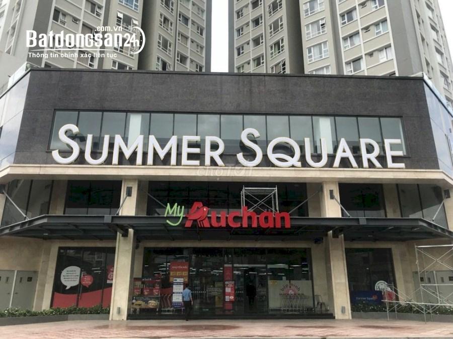 Cần cho thuê căn hộ Summer Square, Quận 6, diện tích 65m2, 2pn, 2wc