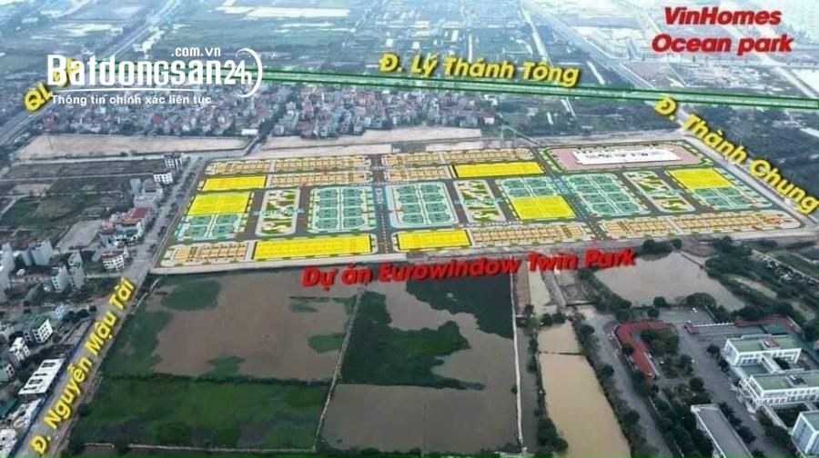 Bán biệt thự, villas Đường Quốc Lộ 5, Thị trấn Trâu Quỳ, Huyện Gia Lâm